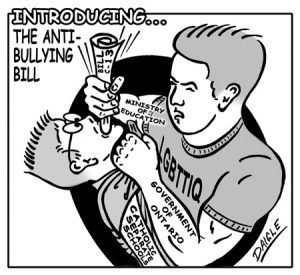Ontario Bill C-13 Bully