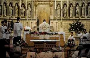 Latin Mass in Oxford - Flickr Image by:Catholic Church England & Wales