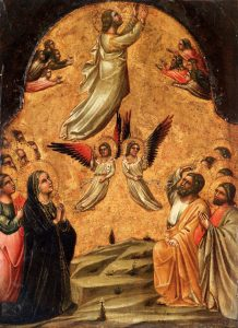 Guariento DArpo - Ascension of Christ - WGA10915
