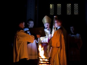Easter Vigil - Flickr Image by: Catholic Church England