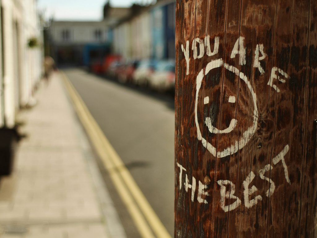 You are the BEST! Flickr Image by: The Justified Sinner